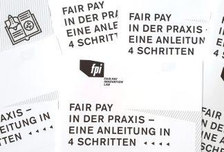 FAIR PAY IN DER PRAXIS – EINE ANLEITUNG IN 4 SCHRITTEN
