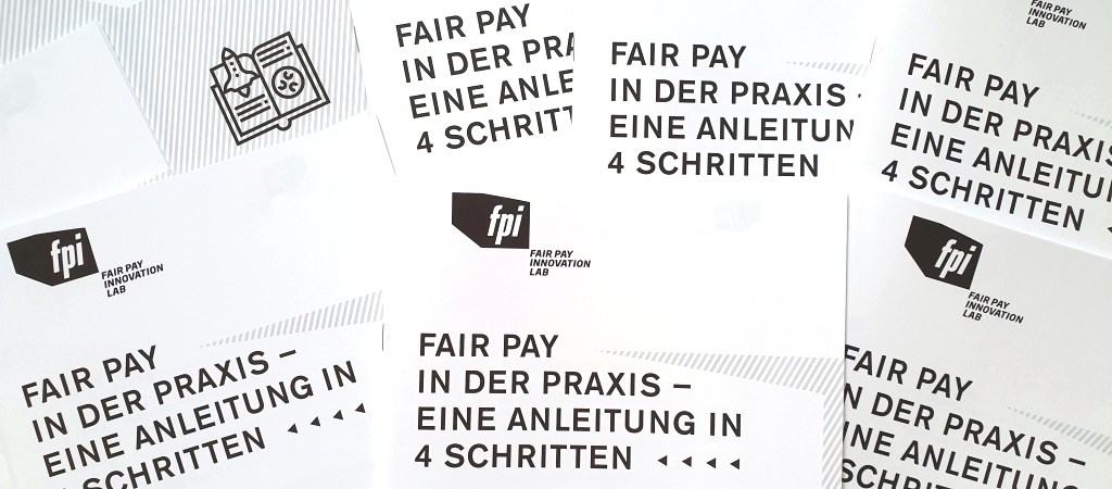 FAIR PAY – EINE ANLEITUNG IN 4 SCHRITTEN