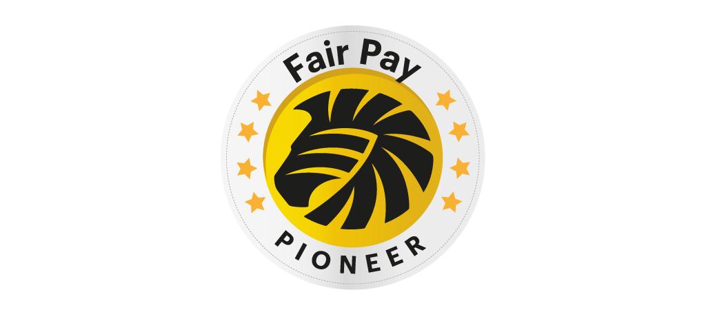 Fair Pay Pioneer
