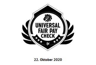 Press Release: Universal Fair Pay Check